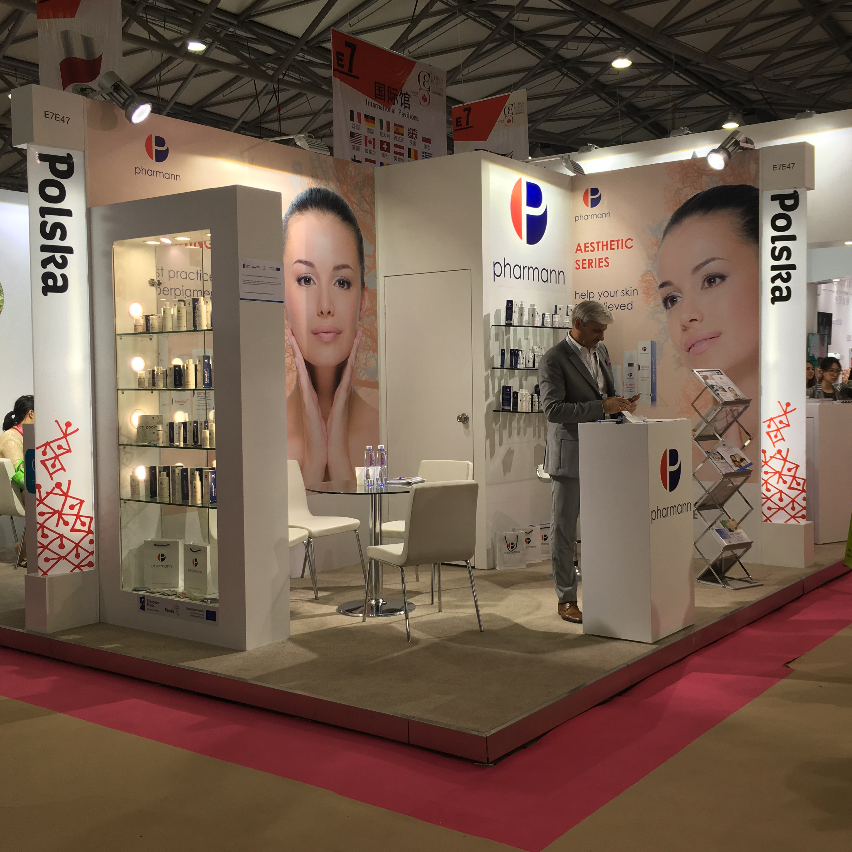 China Beauty Expo 2018 - Pharmann